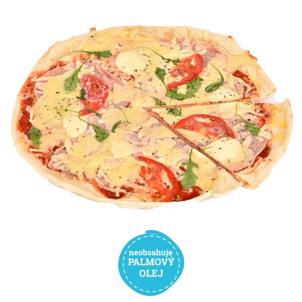 Pizza Šunková extra
