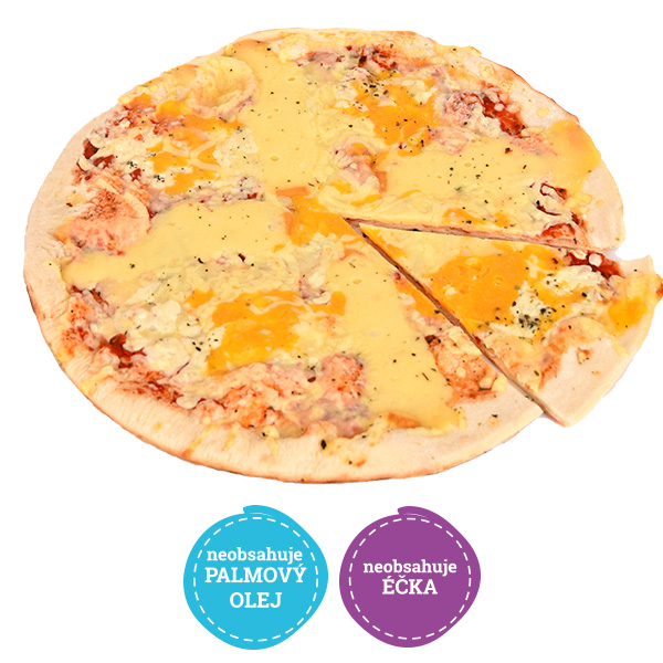 Pizza sýrová