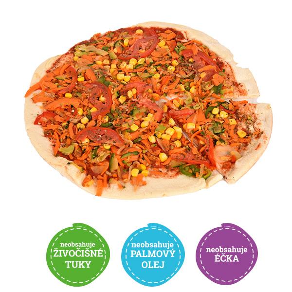 Pizza Grilovaná zelenina