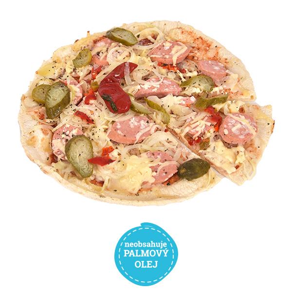 Pizza a la utopenec